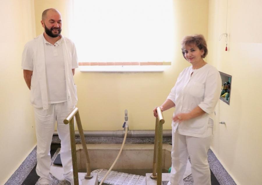 Investicijom vrijednom 320.000 kuna uložili u modernizaciju Mramornih kupki