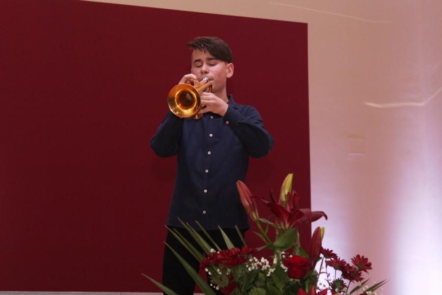 Koncert učenika i profesora Glazbene škole Požega povodom otvorenja novouređene Koncertne dvorane