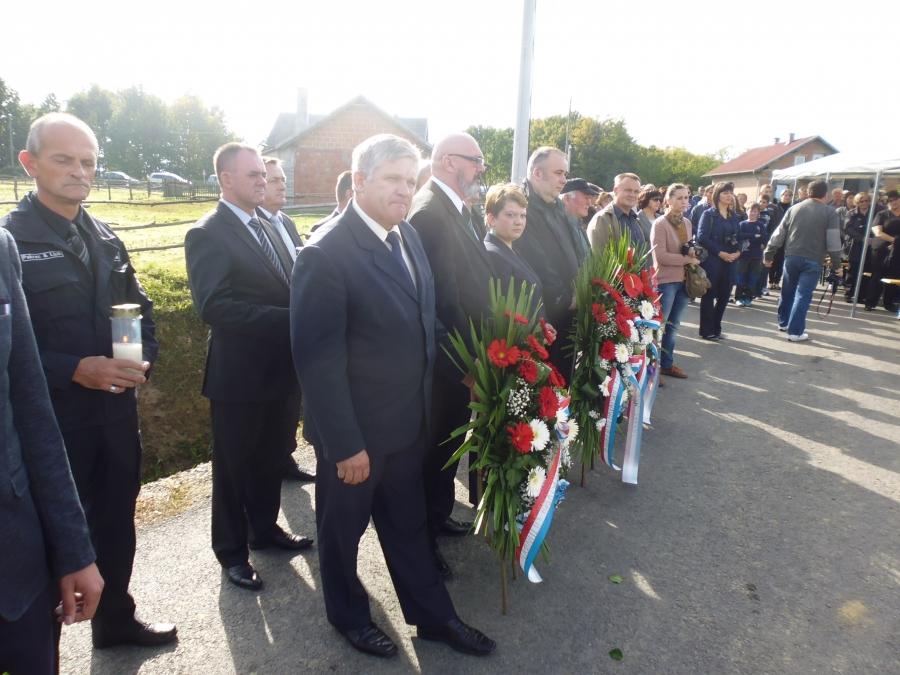 U Gornjoj Obriježi održana komemoracija za poginule hrvatske branitelje