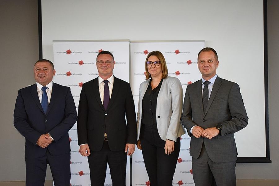 Danijel Marušić izabran za predsjednika Hrvatske zajednice županija
