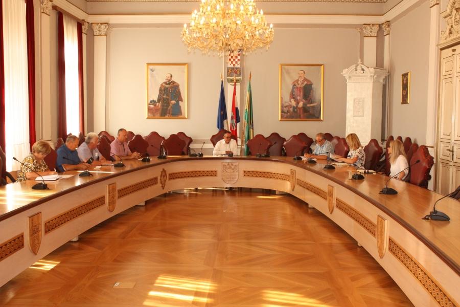 Održan sastanak sa predstavnicima Hrvatske pošte
