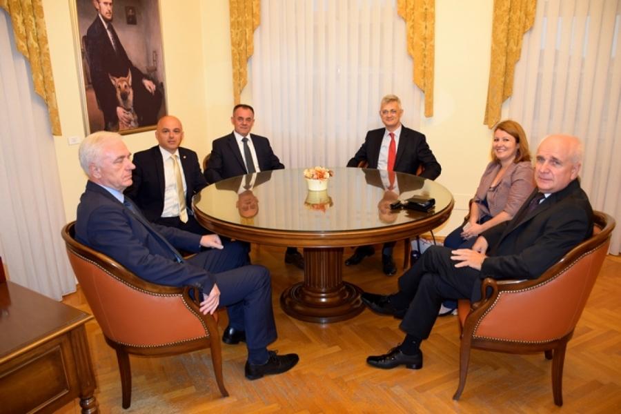Župan se susreo sa veleposlanikom Republike Turske