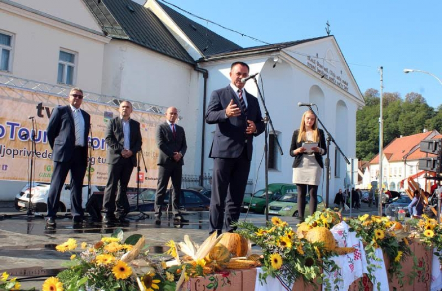 Održan prvi poljoprivredni sajam AgroTour Slavonija