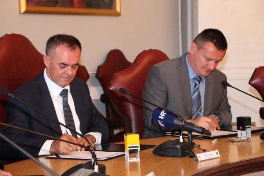 Slavonski župani potpisat će razvojni sporazum s Ministarstvom regionalnog razvoja i fondova EU
