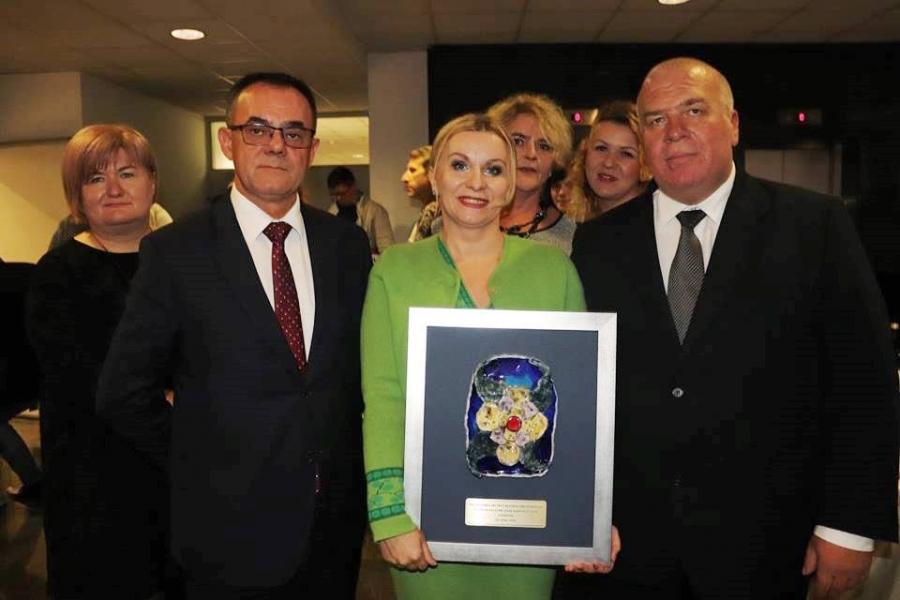 Dodjela nagrade za najljepši školski vrt u Republici Hrvatskoj Osnovnoj školi Lipik