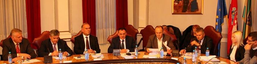 Održana 15. sjednica Županijske skupštine