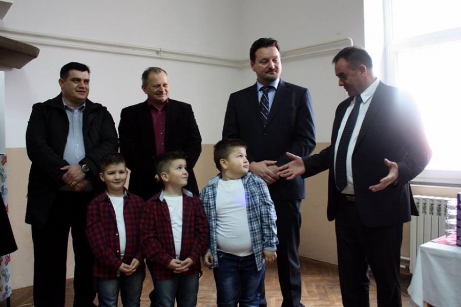 Ministar graditeljstva i prostornog uređenja posjetio Požeško - slavonsku županiju