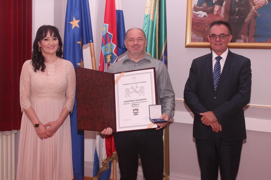Svečanost dodjele nagrada povodom Dana Požeško-slavonske županije
