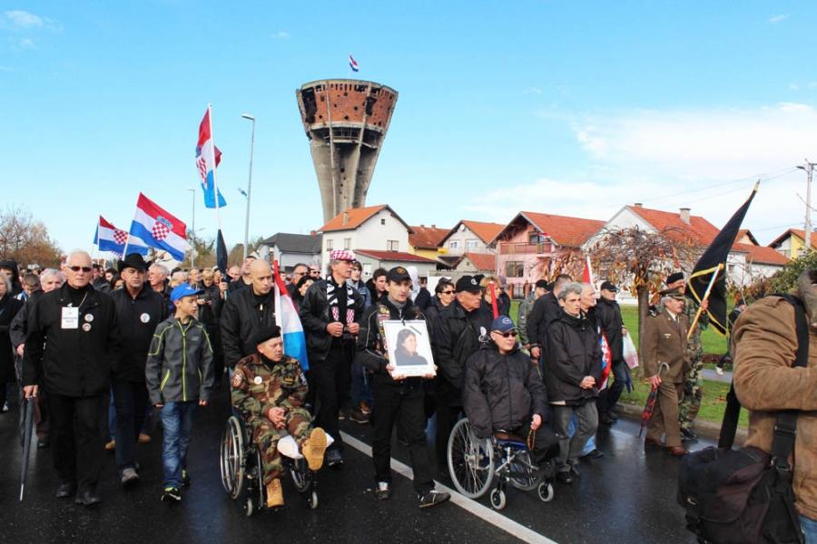 Vukovar - mjesto posebnog pijeteta