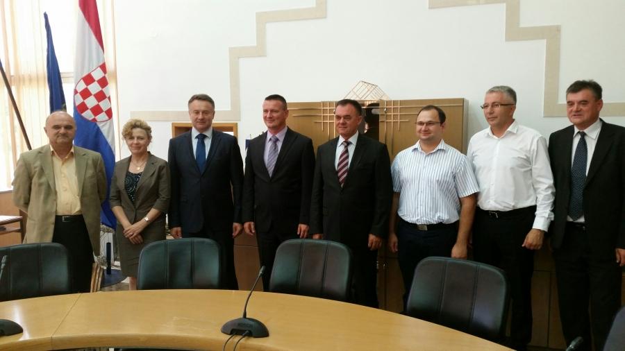 Potpisan Sporazum o izgradnji regionalnog centra za gospodarenje otpadom