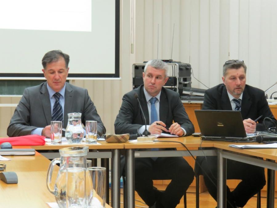 Predstavnici Hrvatske zajednice županija na sastanku kod ministra poljoprivrede