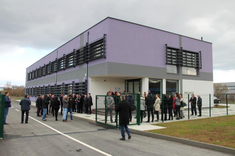 Svečano otvoren Poduzetnički inkubator u Požegi