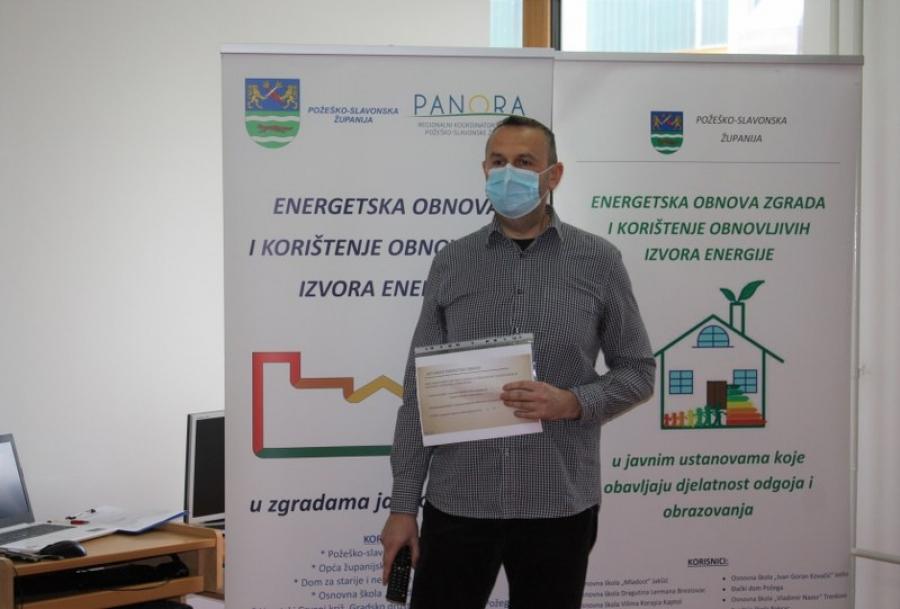 Završna konferencija projekta Energetska obnova zgrade  Osnovne škole Fra Kaje Adžića Pleternica