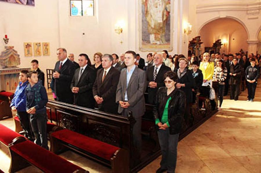 Svečano obilježen Dan županije