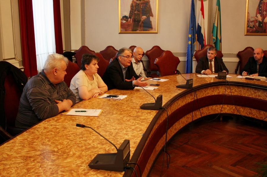 Održan sastanak Gospodarsko - socijalnog vijeća