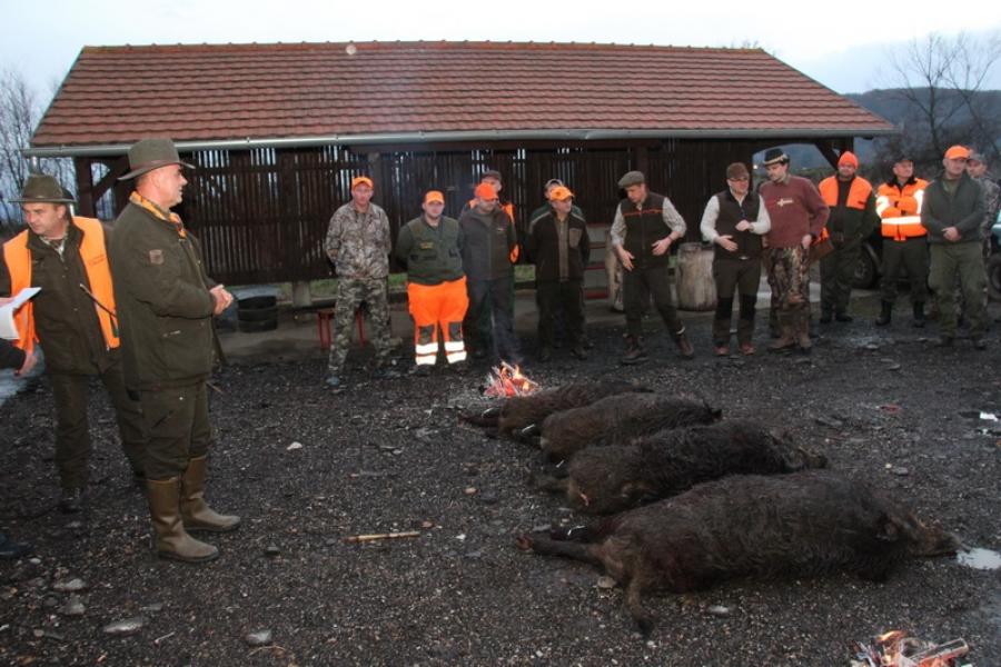 Župan Alojz Tomašević organizirao tradicionalni humanitarni lov