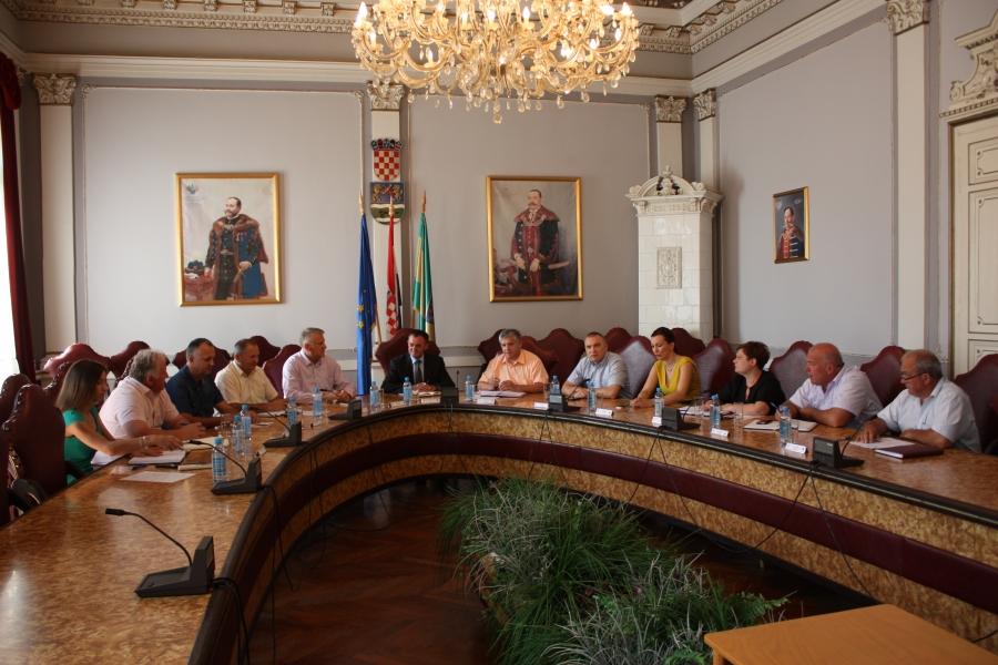 Održana koordinacija župana sa gradonačelnicima i načelnicima