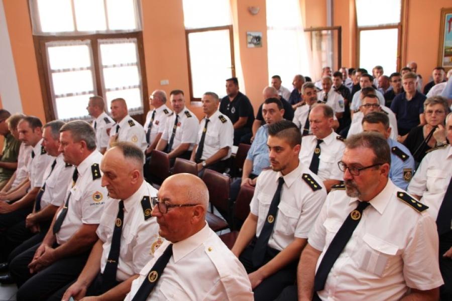 Proslava 125. obljetnice DVD-a Pleternica