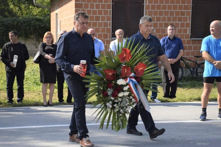 Obilježena obljetnica prve vojno-redarstvene akcije u Požeštini