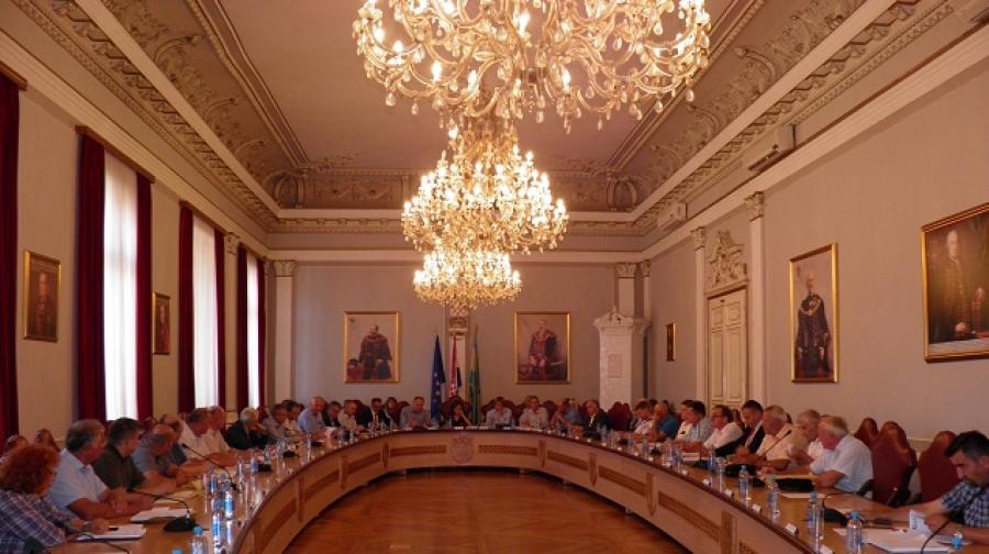 Održana 6. sjednica Županijske skupštine