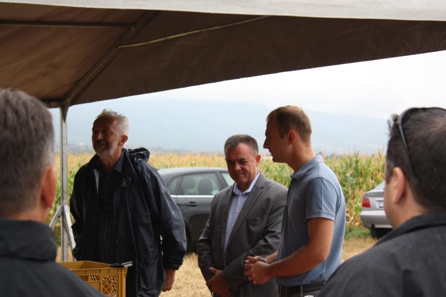 Župan otvorio županijsko natjecanje orača