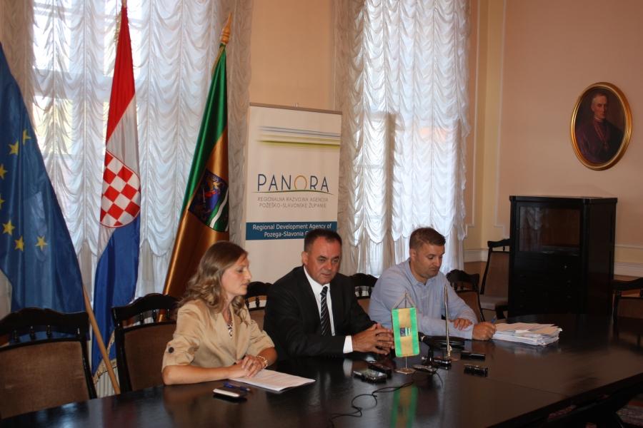 Regionalnoj razvojnoj agenciji odobrena sredstva za rad na projektima