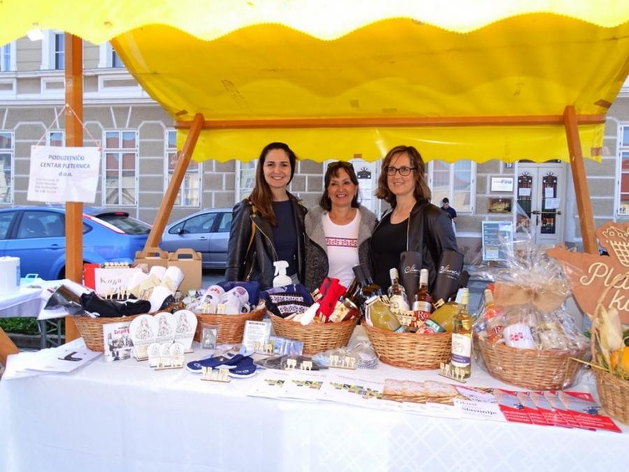 Izlagači na sajmu AgroTour Slavonija ponudili brojne domaće proizvode