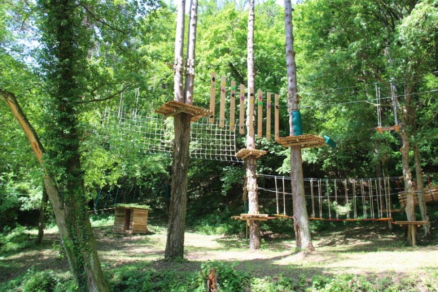 Park prirode Papuk otvorio adrenalinski park u Dubokoj