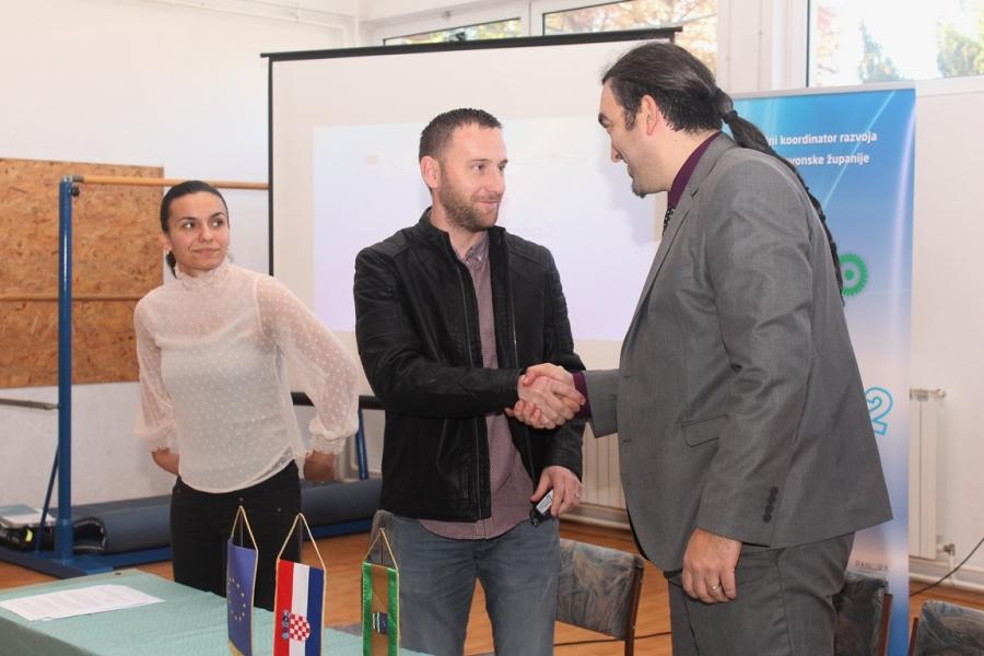 """Početna konferencija projekta Energetska obnova zgrade Osnovne škole """"Mladost"""" Jakšić"""