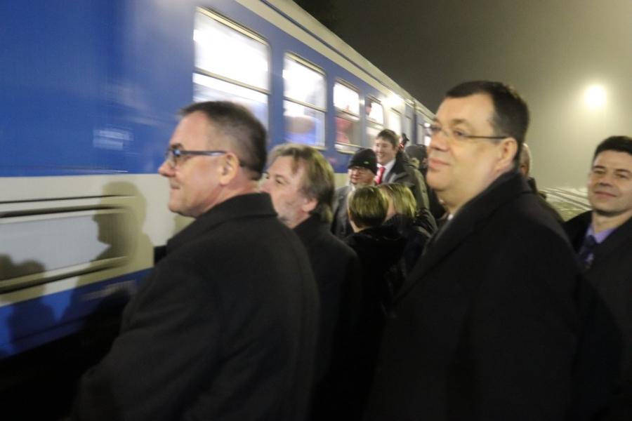 Revitalizacija željezničkog putničkog prometa