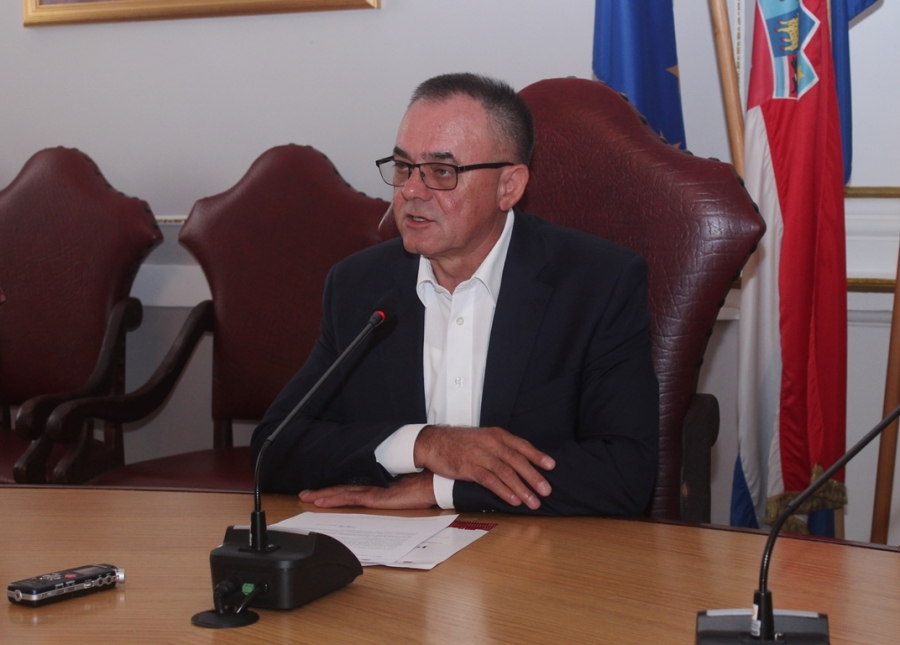Župan predstavio priznanje za transparentnost županijskog proračuna