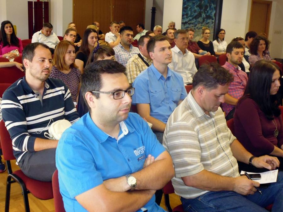 Pomoćnik ministra poduzetništva i obrta u posjetu Požeško-slavonskoj županiji
