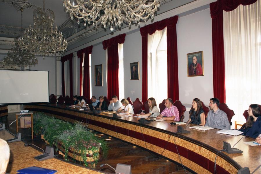 Održan sastanak na temu Županijske razvojne strategije