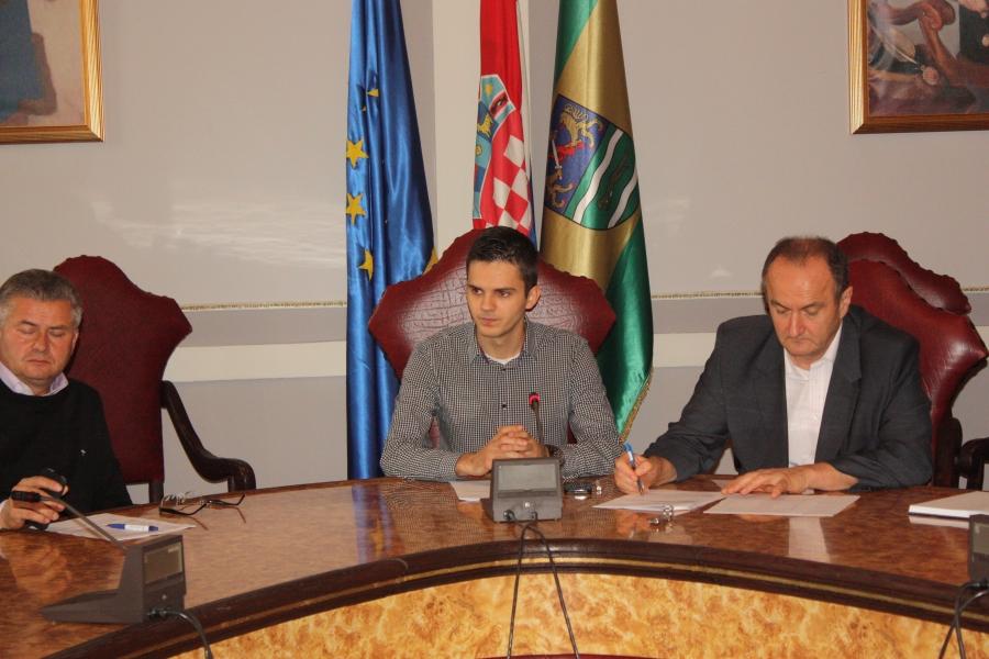 Održana konstituirajuća sjednica Savjeta mladih Požeško - slavonske županije