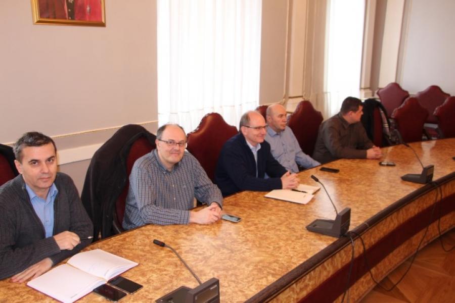 Održan sastanak Stožera civilne zaštite
