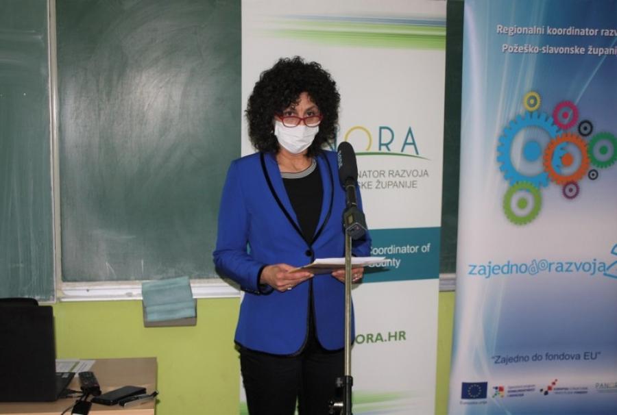 "Početna konferencija projekta ""Uspostava Regionalnog centra kompetentnosti Panonika"""