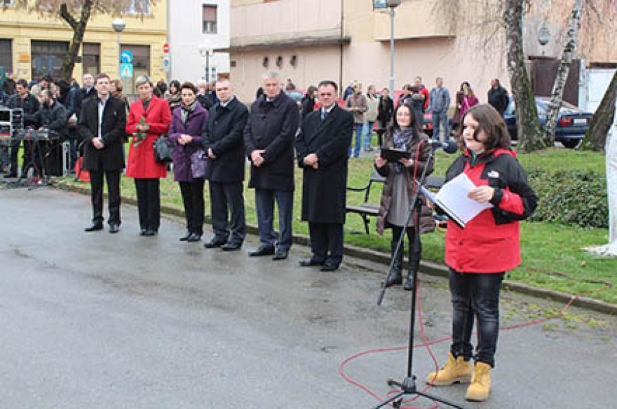 Svečani mimohod i smotra povijesnih postrojbi povodom Grgureva