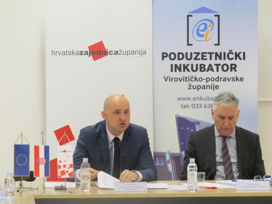 Hrvatska zajednica županija upozorila na nužnost fiskalne decentralizacije