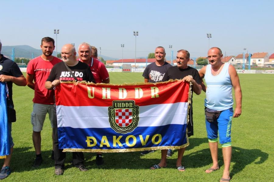 Sportske igre Udruge hrvatskih dragovoljaca Domovinskog rata grada Požege