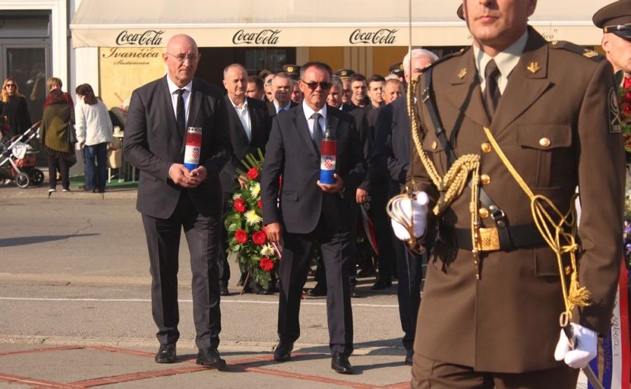 Svečano obilježena 28. godišnjica osnutka 123. brigade HV Požega