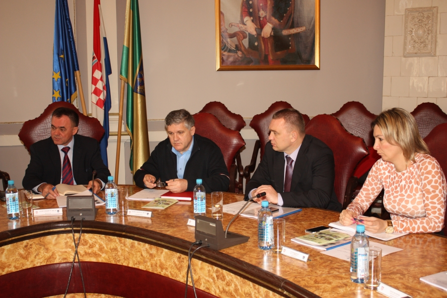 Župan održao koordinaciju sa gradonačelnicima i načelnicima
