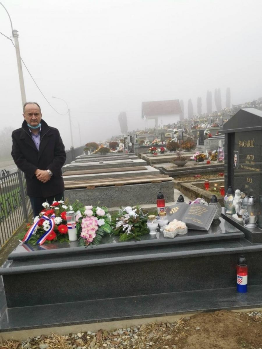 Obilježena druga obljetnica smrti Ante Bagarića