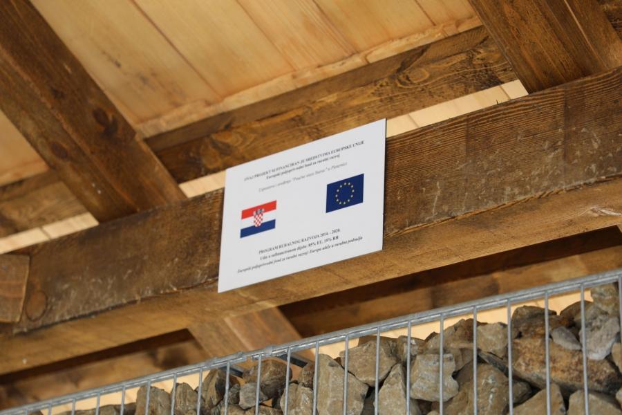 Otvorena Poučna staza Starac u Pleternici