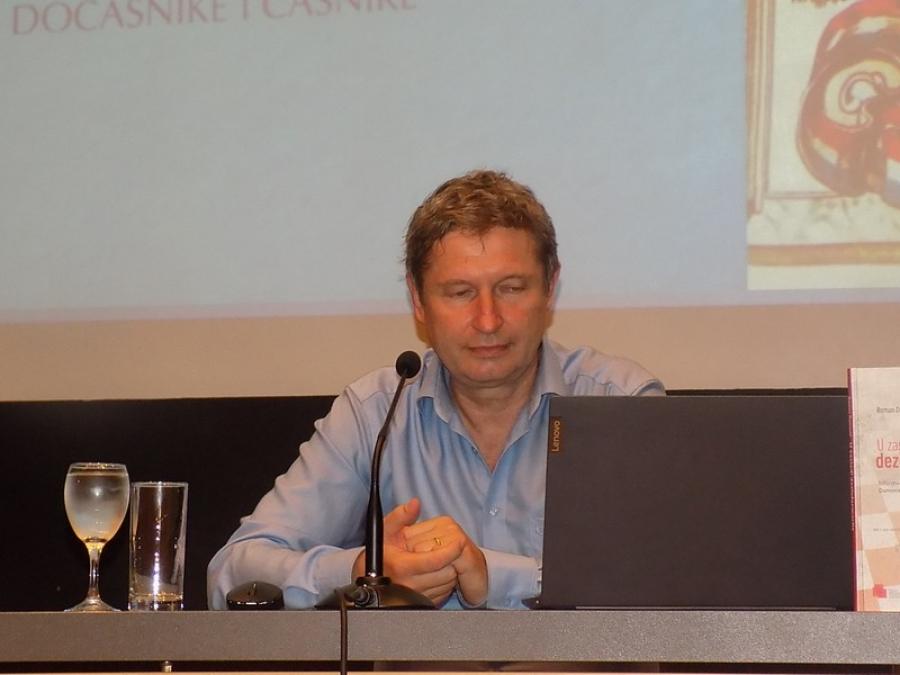 """""""Kontinuitet velikosrpske politike kao uzrok rata u Hrvatskoj 1991. godine"""""""