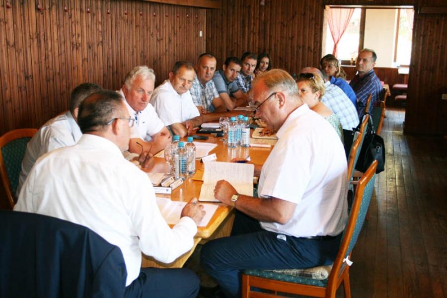 Koordinacija župana s gradonačelnicima i načelnicima