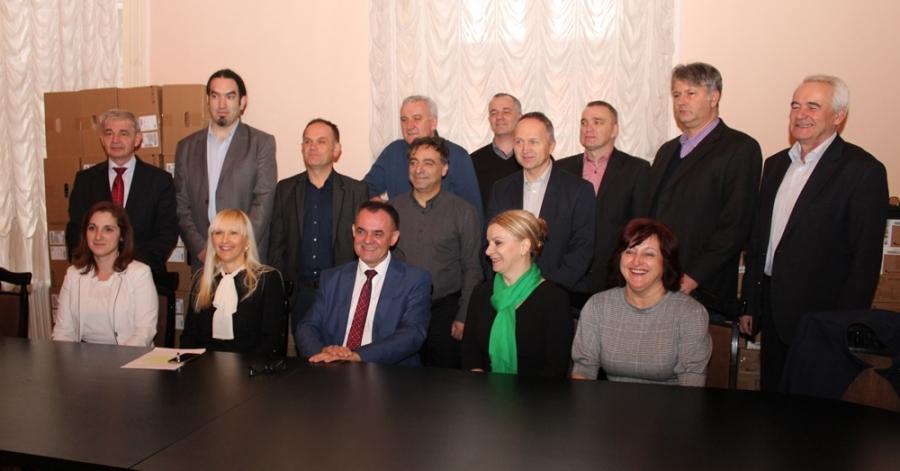 Nova računala za 11 osnovnih škola s područja Županije