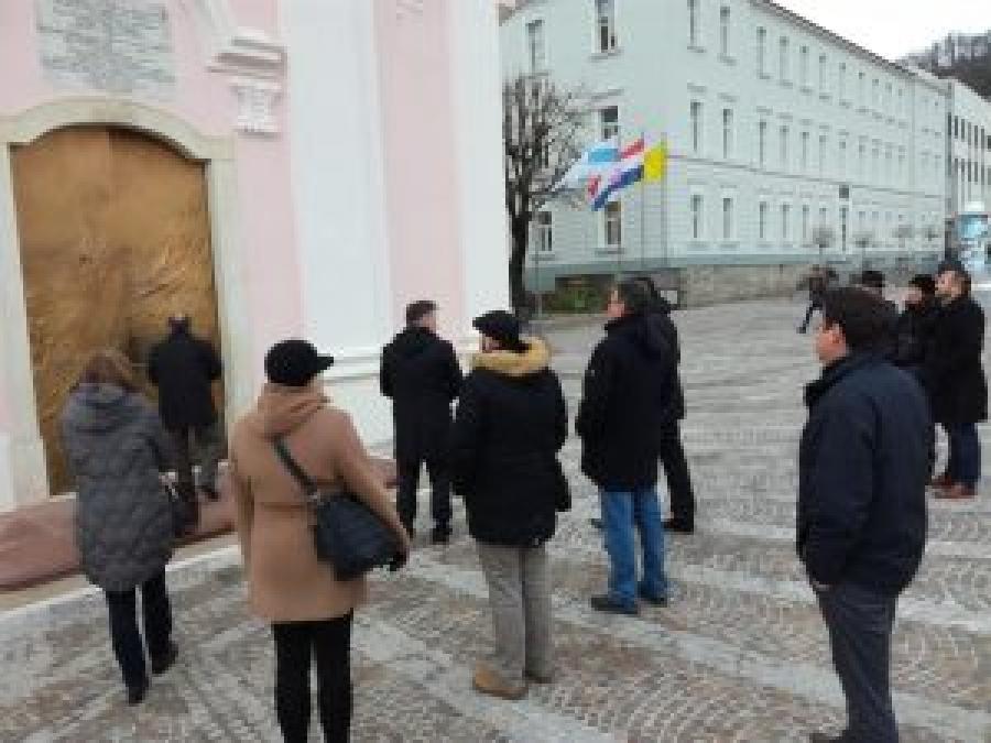 Radni posjet Udruge hrvatskih putničkih agencija u Požeško-slavonskoj županiji