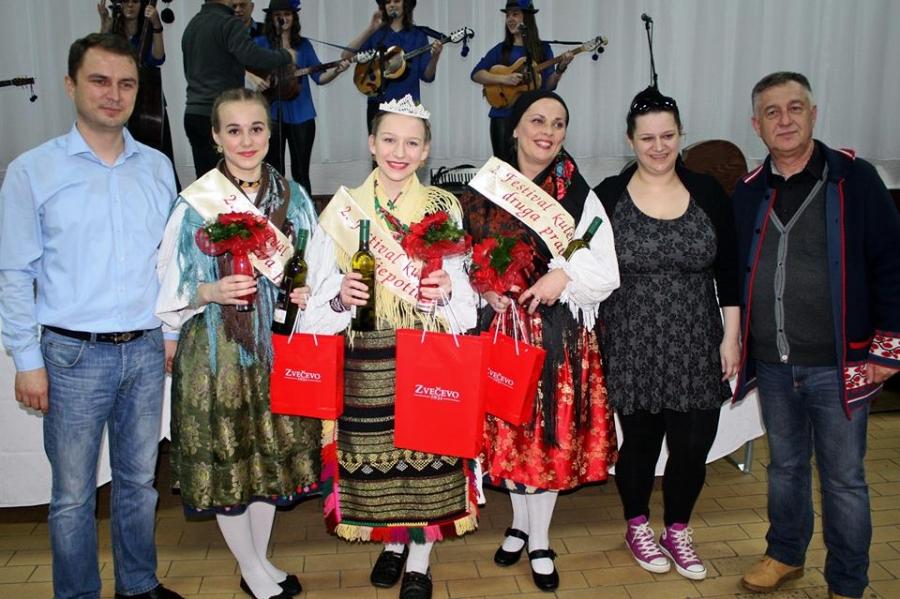 U Velikoj održan 2. Festival kulenove seke
