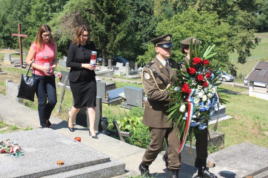 Sjećanje na hrvatskog branitelja Josipa Kneževića, prvu žrtvu s područja bivše općine Požega