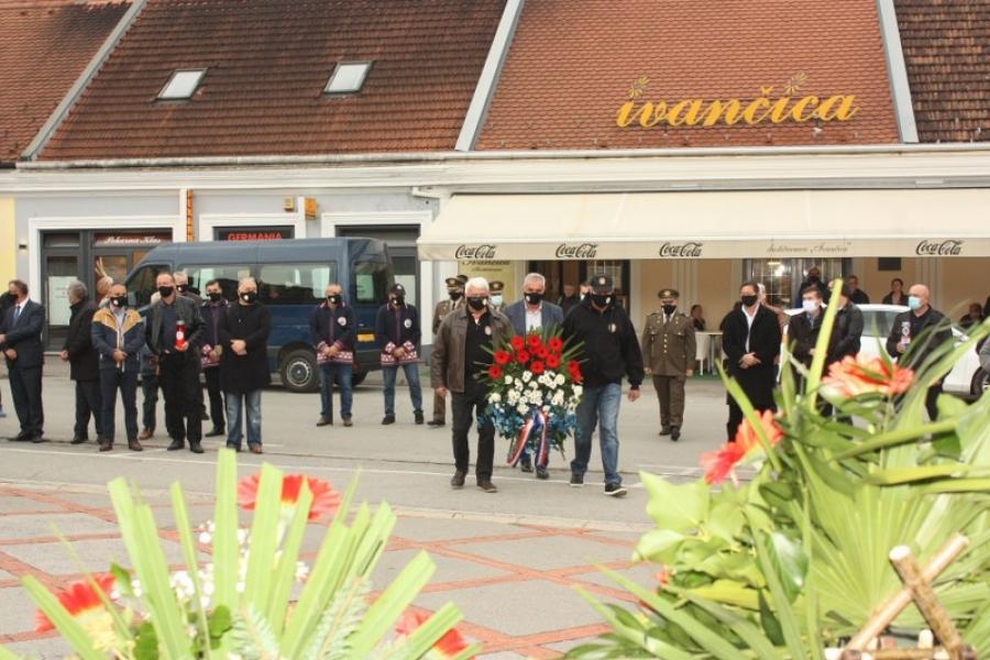 Obilježena 29. godišnjica osnutka 123. brigade HV Požega